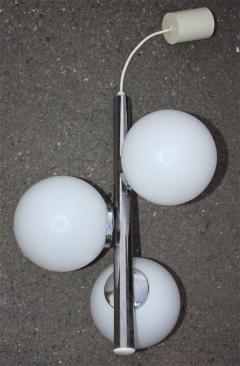 lustre cascade space age, sputnik, années 70