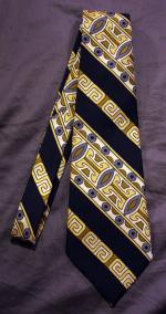 Cravate vintage, années 60