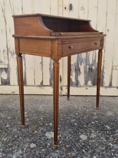 bureau, console, coiffeuse, style baroque antique