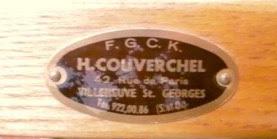 FGCK - matériel kiné ancien, vintage, années 60