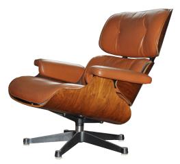 Broc co fauteuils vintage ann es 50 70 accoudoir for Fauteuil charles eames original