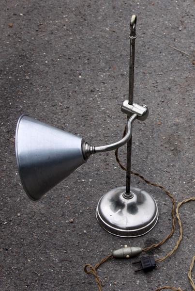 lampe de bureau annee 40