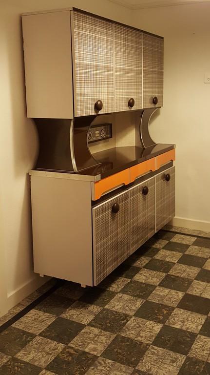 broc co buffet formica vintage ann es 50 60 buffet cuisine formica. Black Bedroom Furniture Sets. Home Design Ideas