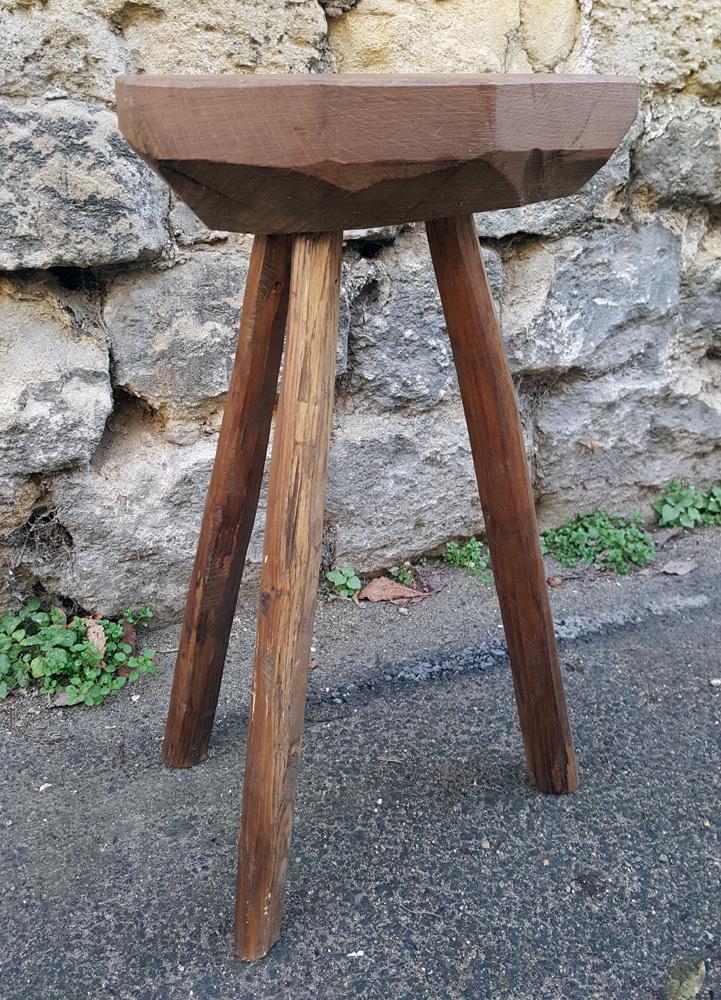broc co porte pots gu ridons vintage bouts de canap sellettes 1950 1960 et 1970. Black Bedroom Furniture Sets. Home Design Ideas
