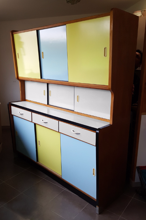 Beautiful Buffet Formica Restaure Ideas - House Design ...