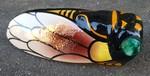 cigale faience art pop, provence, vintage