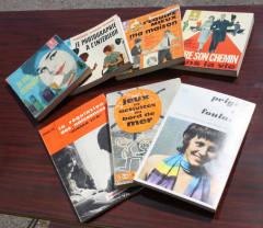 Revues vintage, petits livrets des années 60