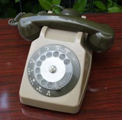 téléphone socotel S63 à cadran filaire