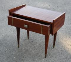table de nuit années 50