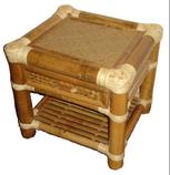 nettoyer meubles ou objets en bambou