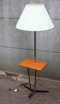 lampadaire tablette vintage, scandinave