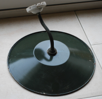 lampe col de cygne, vintage