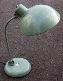 lampe de bureau industrielle, vers 1940