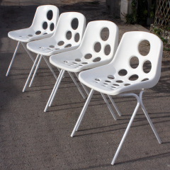 "Chaises ""Polyprop"" de Robin Day, 1962 / 1963"