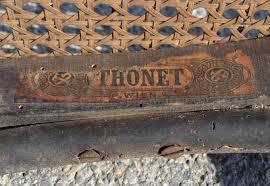 rocking chair thonet, début XXème, antiquité