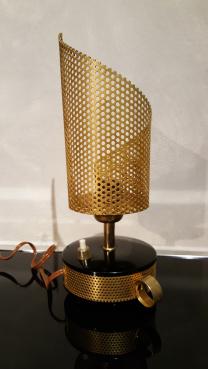 """Lampe à poser """"Télé ambiance"""", années 60"""