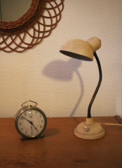 Lampe de bureau à poser, années 50