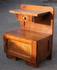 Table de chevet années 30 - 40