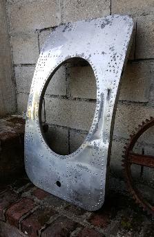 Hublot de Caravelle, années 60, déco loft, industrielle