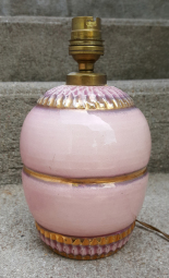 Lampe à poser 1930 - céramique