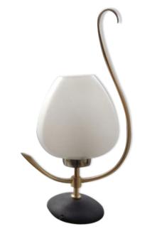 Lampe à poser Arlus vintage années 50