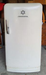 réfrigérateur américain, Westinghouse, 1950