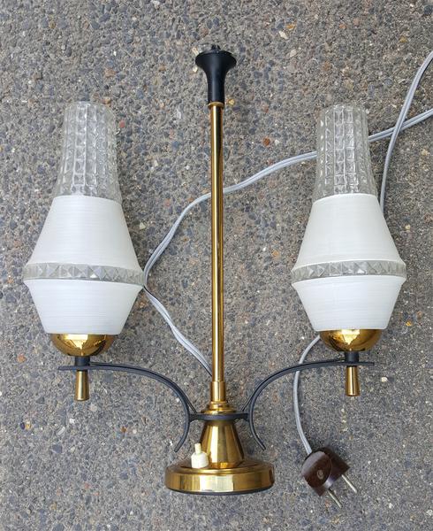 lampes poser lampe vintage lampes de bureau 50 60 et 70. Black Bedroom Furniture Sets. Home Design Ideas
