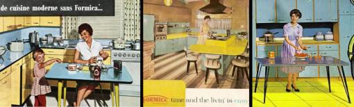 Publicité Formica 1950