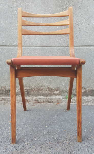 chaise scandinave vintage annes 60 - Chaise Vintage Scandinave