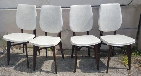BROC & Co : chaises vintage des années 1950, 1960 et 1970 - Chaises ...