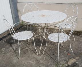 BROC & Co : tables vintage des années 1950, 1960 et 1970 ...