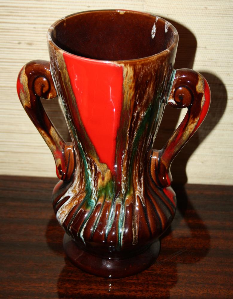 broc co vase soliflore vintage chaty vallauris vases. Black Bedroom Furniture Sets. Home Design Ideas