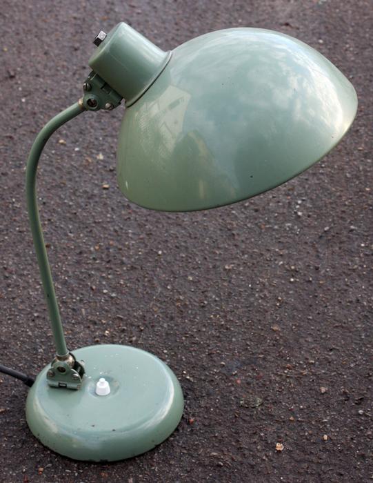 broc co meubles et objets vintage des ann es 1950 1960 et 1970 lampes de bureau vintage. Black Bedroom Furniture Sets. Home Design Ideas