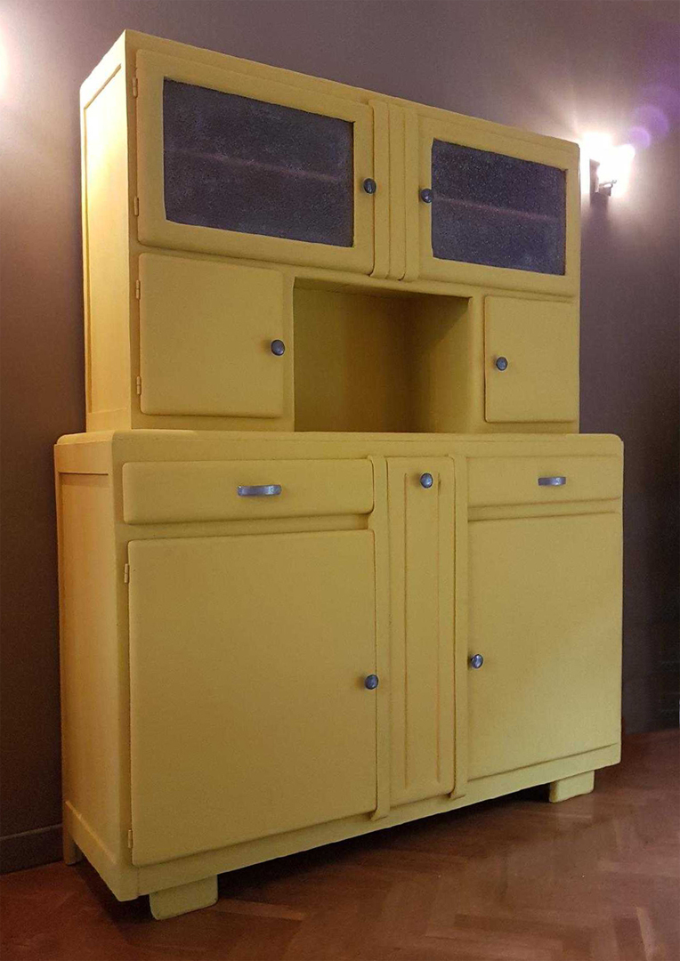 broc co buffets mado ann es 50 buffet mado bois fifties. Black Bedroom Furniture Sets. Home Design Ideas