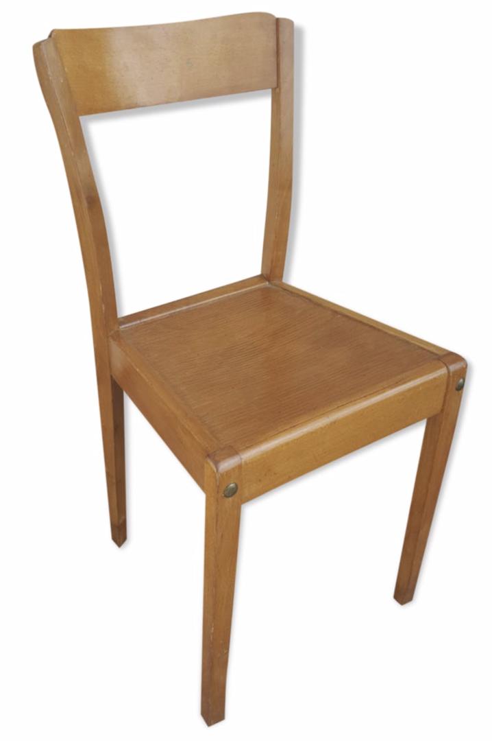 Broc co chaises bistrot vintage en bois thonet - Chaise bistrot en bois ...