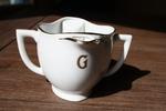 saucier porcelaine années 50
