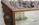 Grand miroir bois sculpté vintage