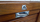 Meuble classeur rideau bureau bois vintage