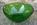 coupelles, ramequins Reveco, en verre vert, vintage, années 60