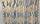 Rideau de porte perlé, bois massif, 3 couleurs, vintage, années 60