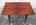 Table escamotable Marcel Gascoin, bois, vintage, années 60