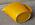 Pichet porcelaine jaune saint clément vintage