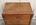 commode chiffonier 4 tiroirs bois massif, vintage, années 40