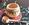 pot ethnique en bois sculpté et gravé, Afrique du Sud