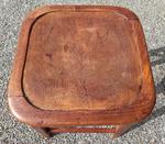 ancien tabouret bois des années 20